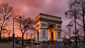 Parisian Dusks