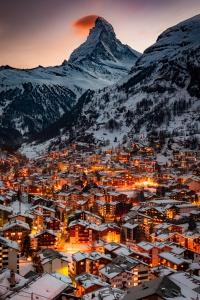 Watching Zermatt